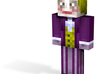 Villain | Minecraft toy 3d printed