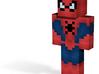 Spider | Minecraft toy 3d printed
