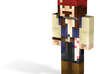 Epic pirate | Minecraft toy 3d printed