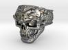 Vampire Skull Ring - Size 12 3d printed