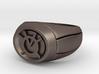 23 mm Orange Lantern Ring 3d printed
