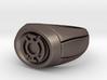25.4 mm Blue Lantern Ring 3d printed