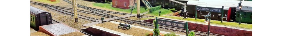 Bluebell Model Railway Shop Shop Banner
