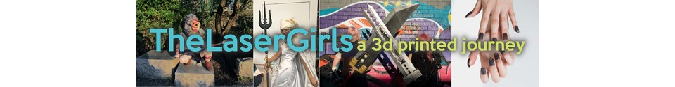 TheLaserGirls Shop Banner