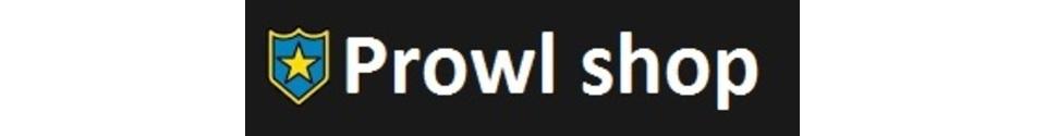 Prowl shop Shop Banner