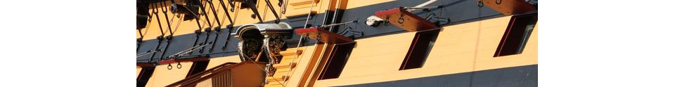 HMS Victory Scale Model Parts (VSMP) Shop Banner