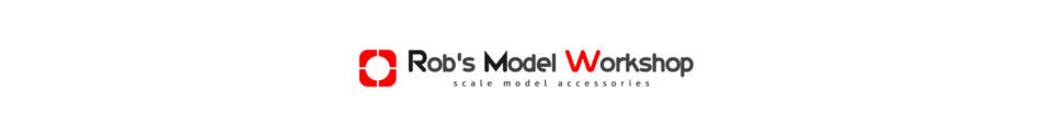Rob's Model Workshop Shop Banner