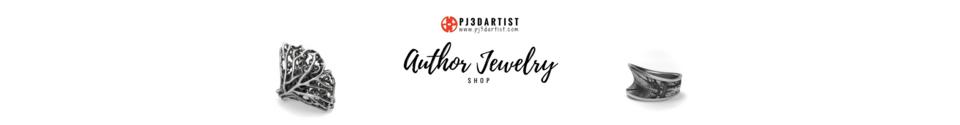 PJ3DArtist Shop Banner