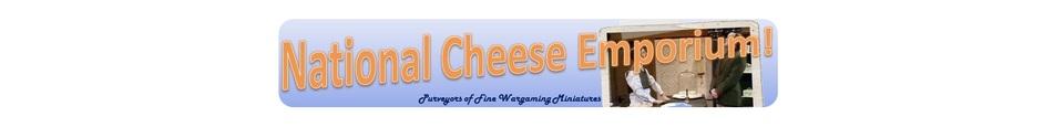 National Cheese Emporium Shop Banner