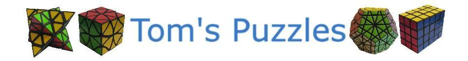 Tom's Puzzles Shop Banner