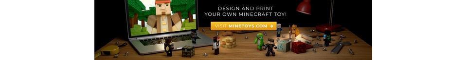 MineToys Shop Banner