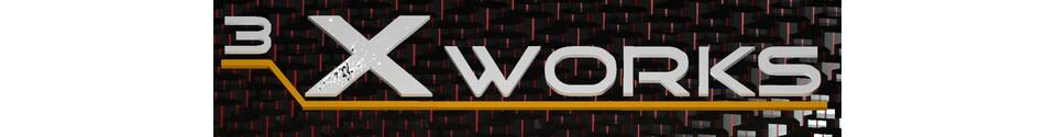 3XWorks Shop Banner