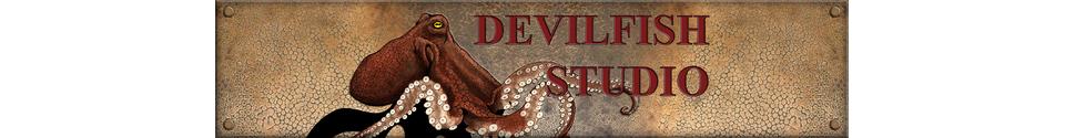 Devilfish Studio Shop Banner