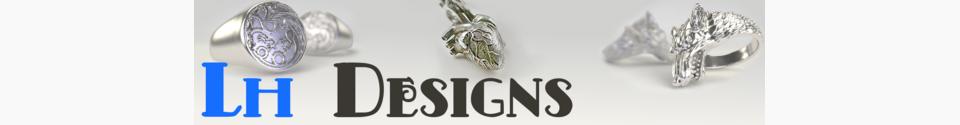 L.H. Designs Shop Banner