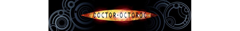 Doctor Octoroc's Props & Scale Miniatures Shop Banner